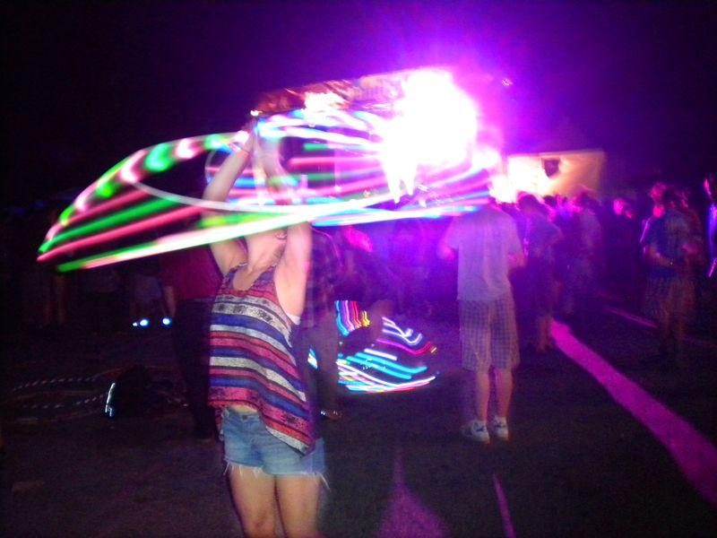 Vyto hula horizontal